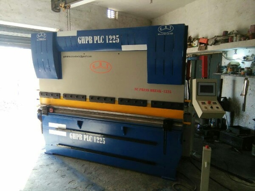 Hydraulic PLC Press Brake Machine