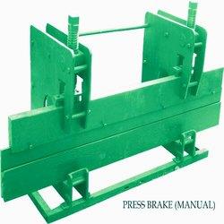 Manual Press Brake Machine