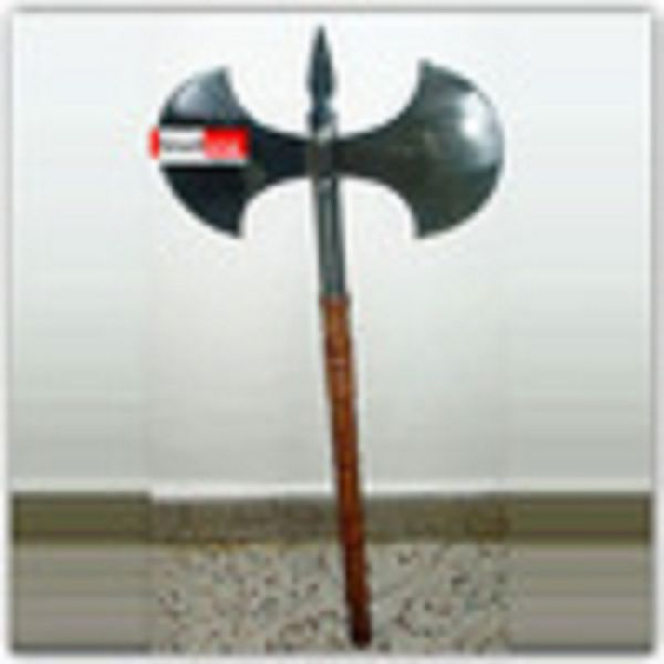 Stainless Steel Medieval Farsa Axe