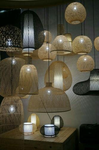 Decor Cane Lamps