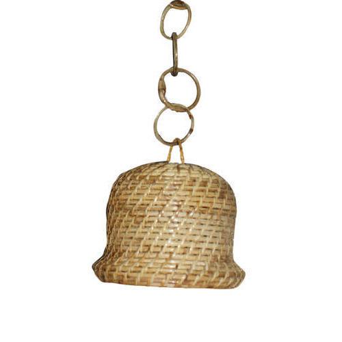 Handicraft Cane Lamp