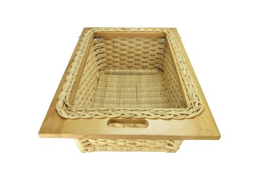 Kitchen Wicker Basket