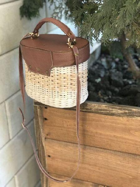 Stylish Cane Bag