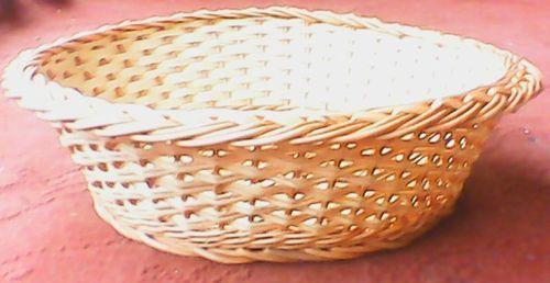 Wooden Cane Basket