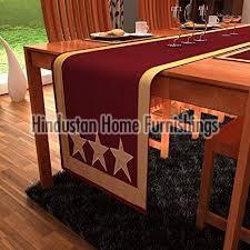 12 Seater Silk Table Runner
