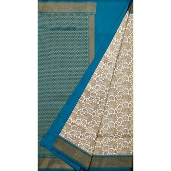Katan Silk Banarasi Saree With Antique Zari Design Saree