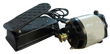 Sewing Machine Motor with Accelerator