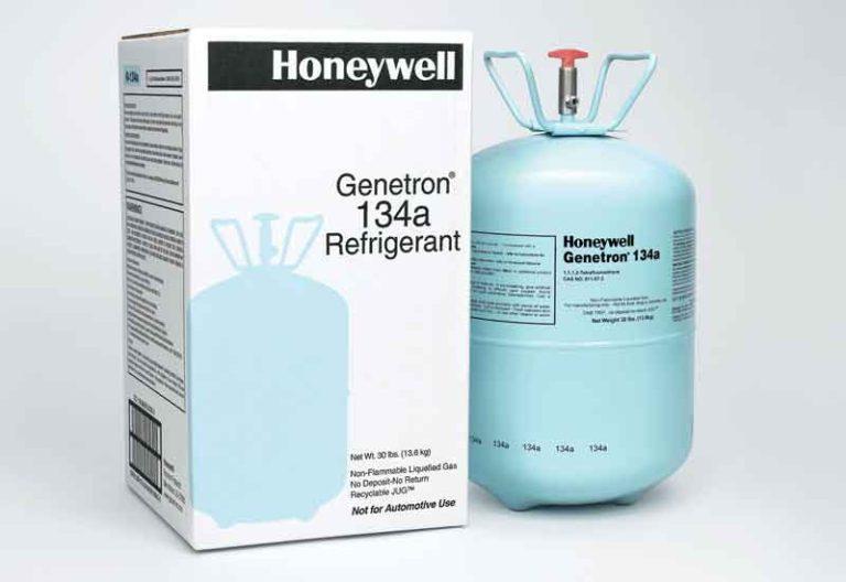 Honeywell Refrigerants Gas Genetron