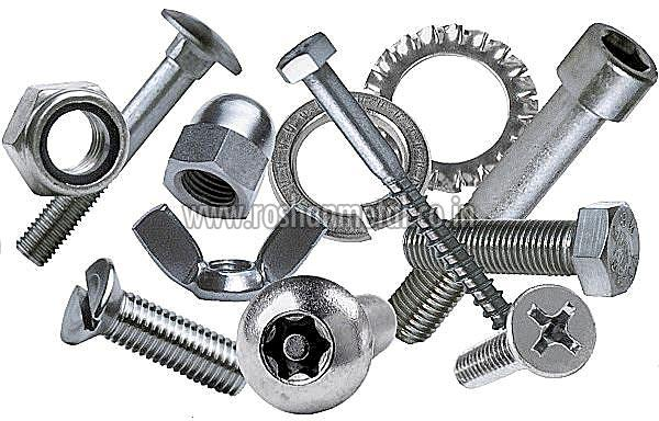 Stainless Steel Nuts, Stainless Steel Bolts (Stainless Steel Nuts)