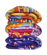 Printed Polar Fleece Blankets