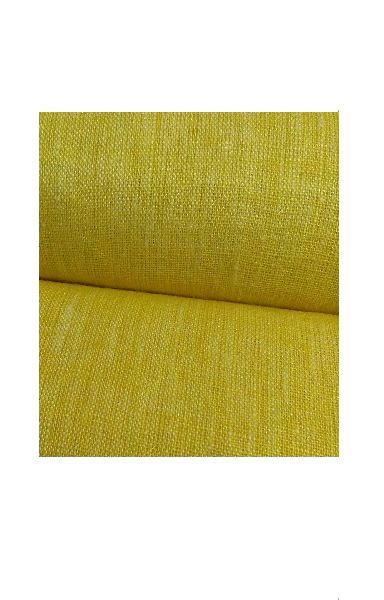 NS Fabric Yellow Linen Fabric Unstiched Formal Shirt Pc. (NS-5 23)