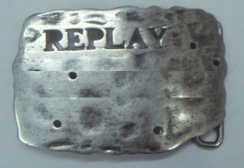FASHION BELT BUCKLE,REPLAY