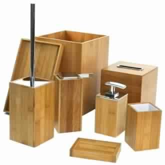 Wooden 8 Piece Bathroom Set Buy Wooden 8 Piece Bathroom Set In Delhi Delhi