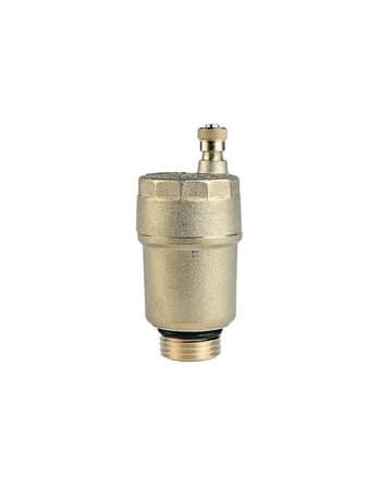 Automatic vertical air vent valve