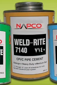 CPVC SOLVENT CEMENT HEAVY DUTY WELD
