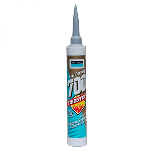 FIRE RESISTANT SILICONE SEALANT DOW CORNING
