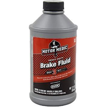 GUNK BRAKE FLUID DOT