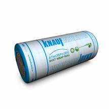 KNAUF ATMOSPHERE DUCT WRAP ROLL ULTIMATE