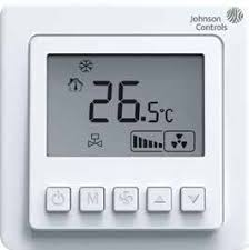 T5000 LCD Digital Fan Coil Thermostats