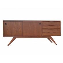Classic Wooden Drawer Plasma TV Unit