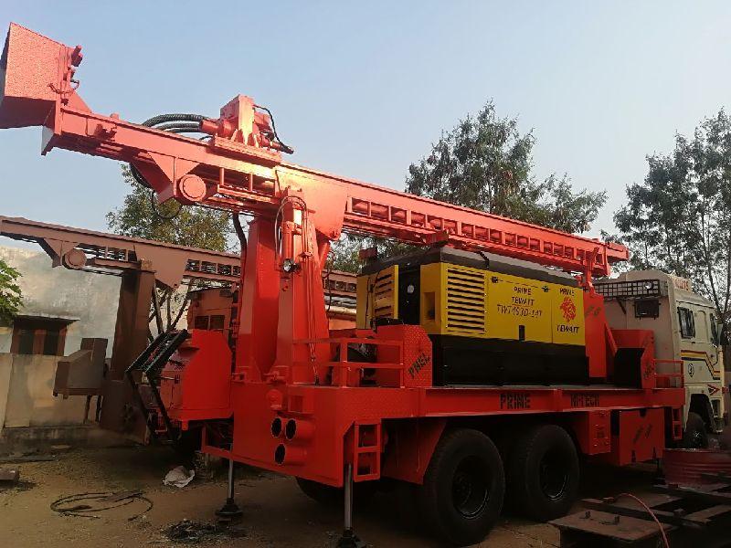 PDTH-300(Refurbished) Truck Mounted DTH Drilling Rig (PDTH-300REFURBISHED)
