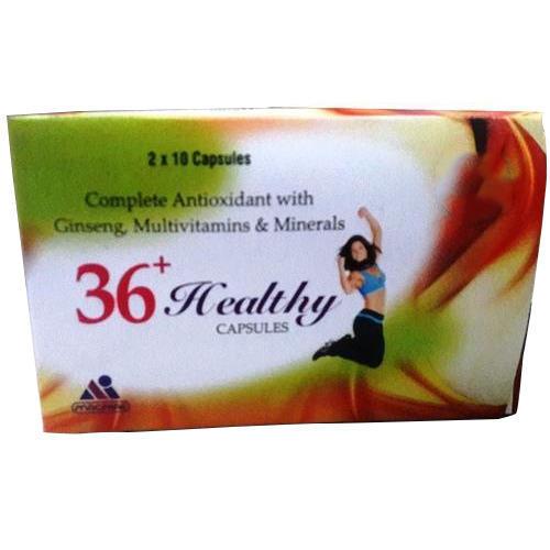 36 Plus Healty Capsule