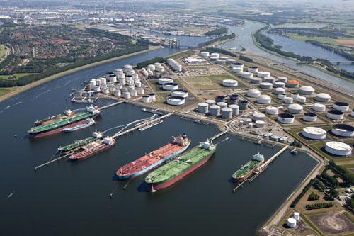 DIESEL GAS OIL STORAGE TANK