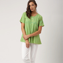 Tops Round Neck Long Sleeves