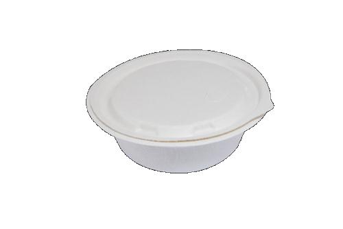 Paper Round Bowl