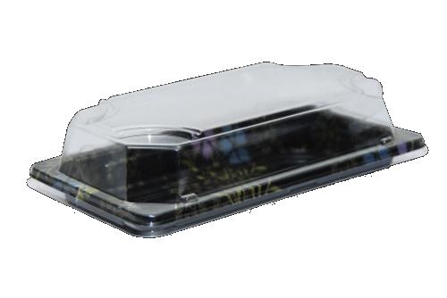 Rectangular Sushi Container