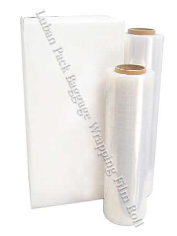 BAGGAGE WRAPPING FILM ROLL