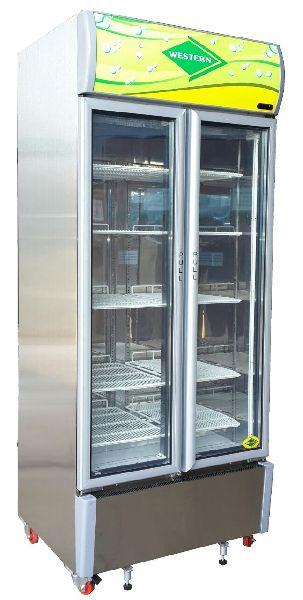 Western Visi Cooler Freezer