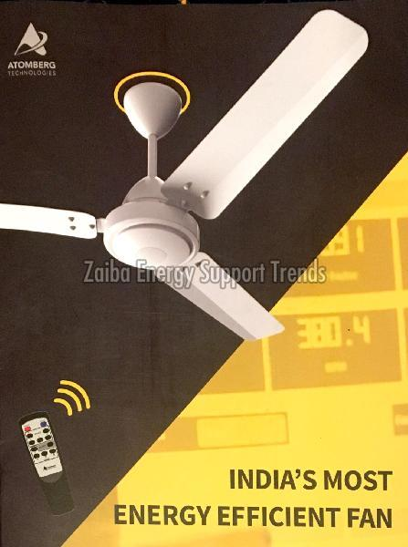 Buy 1200 Mm Bldc Efficient Ceiling Fan From Zaiba Energy Support