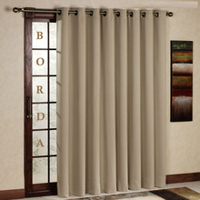 Blackout Curtain Fabric 3 Pass Polyester