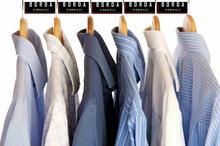 Camisas poplin solid garment Fabric