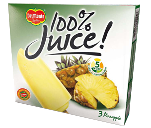 Iced Fruit Desserts JUICE