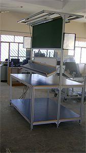 Aluminium Extrusion Table
