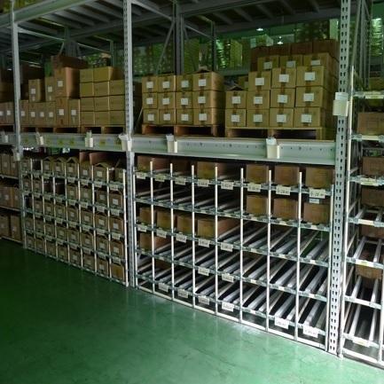 Assembly Line FIFO Rack