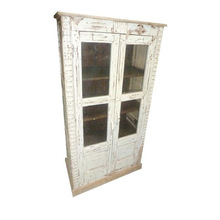 Antique Mirrored Door Almirah