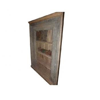 Traditional Wooden Designer Book Shelf