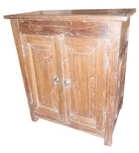 Wooden Indian Style Classic Sideboard