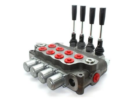 hand lever valve