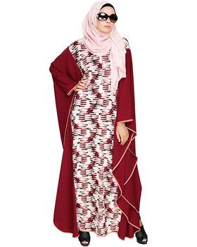 Muslim Kaftan Dress