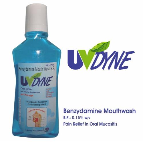 Benzydamine Mouthwash