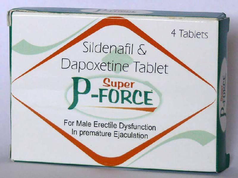 Super P-force Tablets
