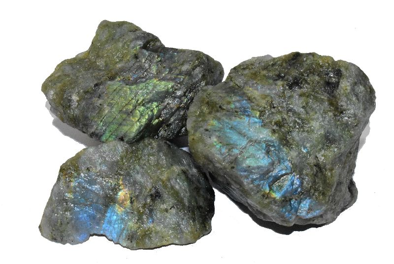 Labradorite Raw Rough Stones