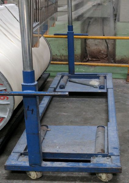 Warp Beam Trolley
