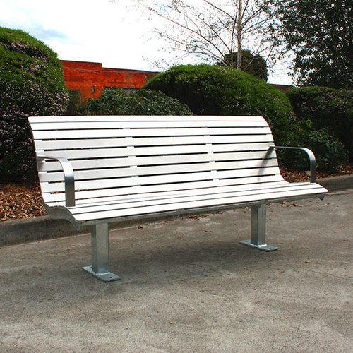 Pleasing Stainless Steel Garden Bench Manufacturer In Parwanoo Ibusinesslaw Wood Chair Design Ideas Ibusinesslaworg