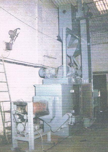 LPG Cylinder Cleaning Machine