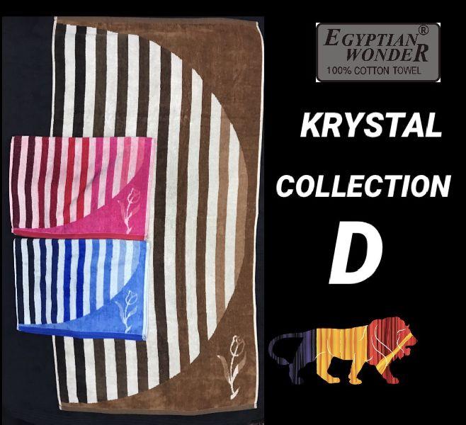 Krystal D Towels